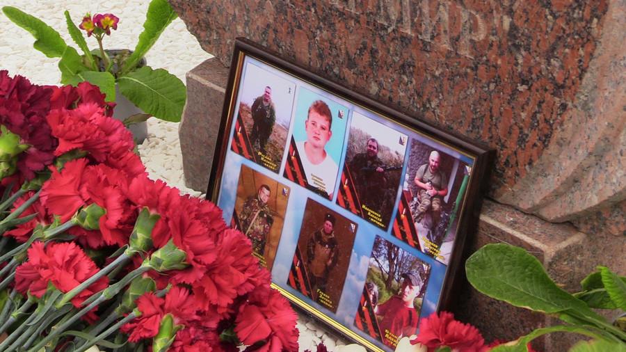 ForPost - Новости : В Севастополе заложили памятник погибшим в Донбассе за Русский мир
