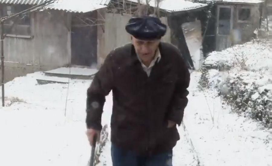 ForPost - Новости : Столетний защитник Севастополя стал рекордсменом России