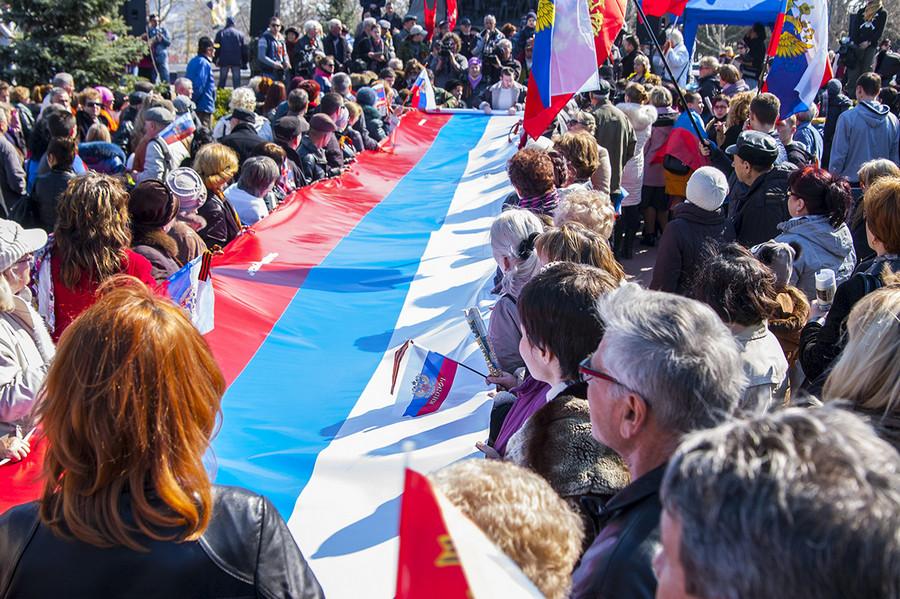 ForPost - Новости : Как в Севастополе отметят седьмую годовщину Русской весны