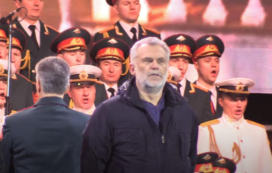 ForPost - Новости : Алексей Чалый: «Именно мы это сделали! С праздником, Севастополь!»