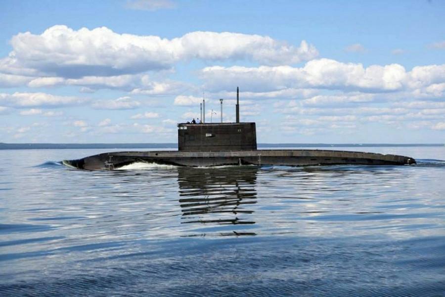 ForPost - Новости : Все подводные лодки вышли из базы Севастополя на боевое дежурство