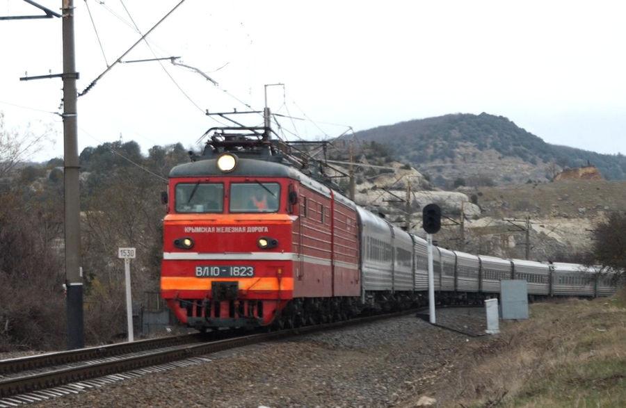 ForPost - Новости : Поезд раздора: как Севастополь борется за свою землю