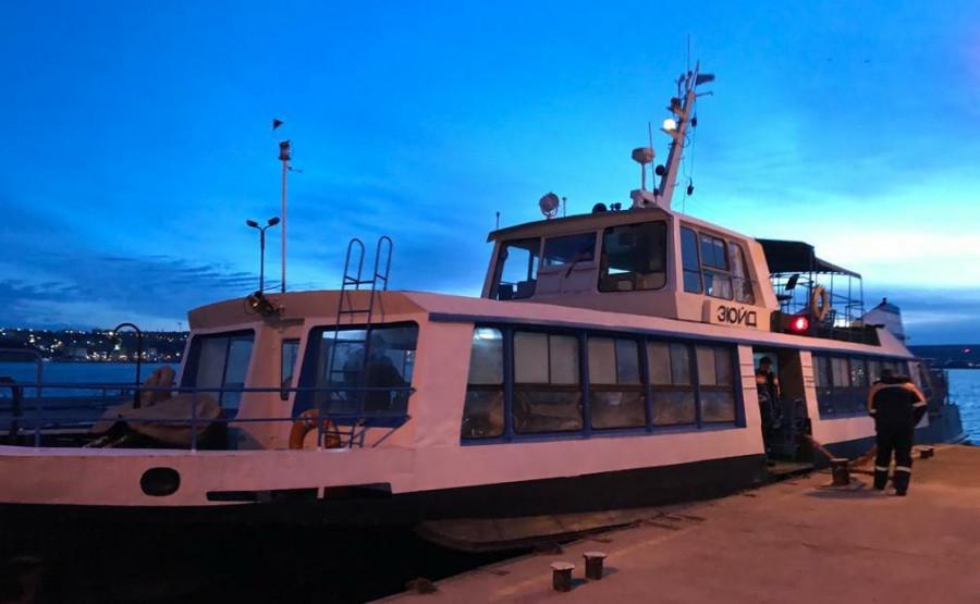 ForPost - Новости : В Севастополе изменили схему морского сообщения с Инкерманом