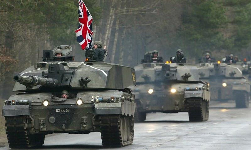 ForPost - Новости : Великобритания объявила Россию «величайшей угрозой»