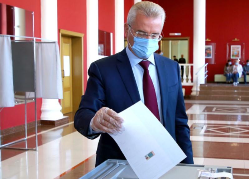 ForPost - Новости : Раскрыт крупный вброс на выборах российского губернатора