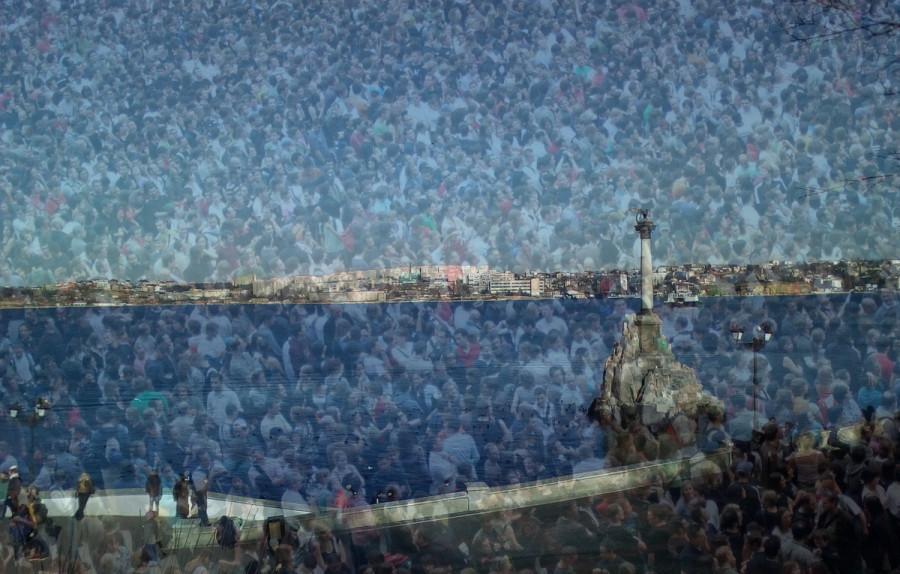 ForPost - Новости : В Севастополе очень тесно
