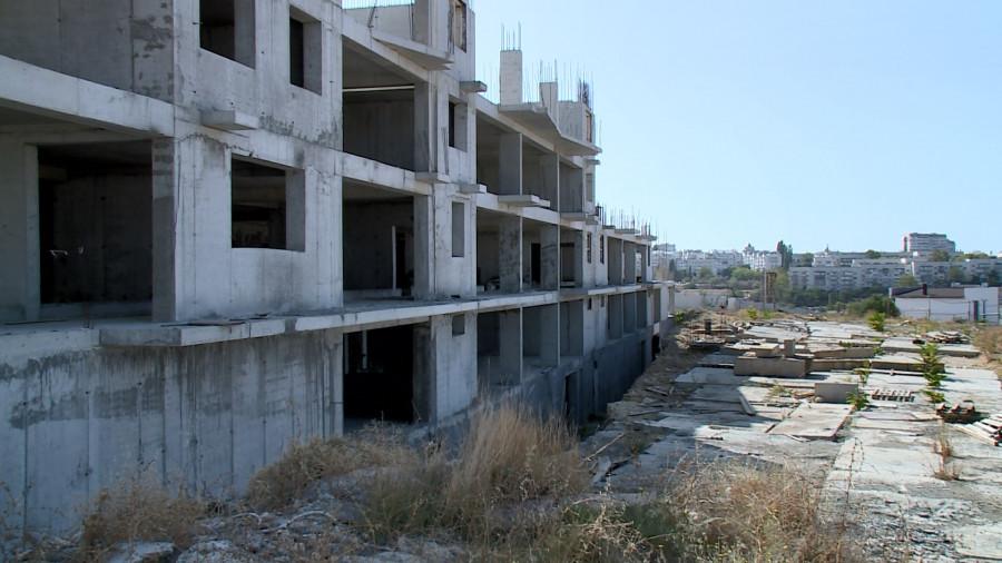ForPost - Новости : Недостроенные апартаменты «Марина-де-люкс» в Севастополе не увидят свет