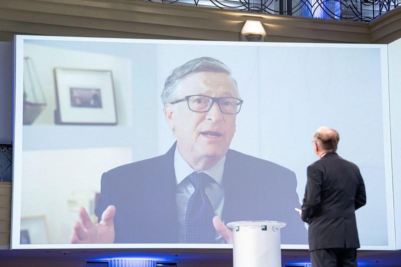 ForPost - Новости : Билл Гейтс назвал фатальные ошибки в начале пандемии