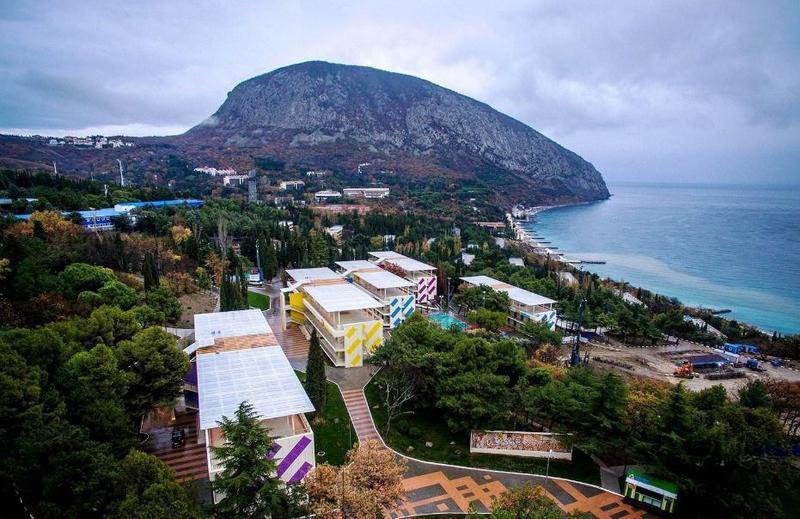 ForPost - Новости : В «Артеке» появится музей флота под землей