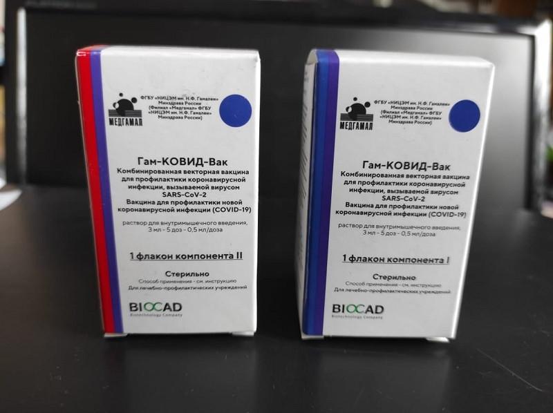 ForPost - Новости : В Крым доставили очередную партию вакцин от коронавируса