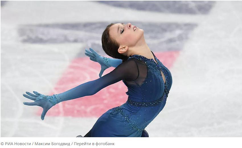 ForPost - Новости : Российские фигуристки заняли весь пьедестал на чемпионате мира в Швеции