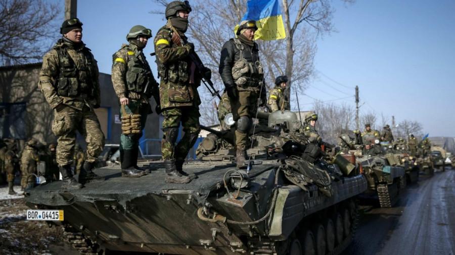 На Украине анонсировали «антитеррористические учения» в Донбассе