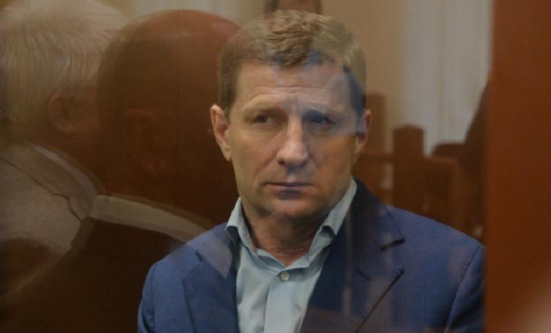 ForPost - Новости : Фургал заявил об угрозах от следствия