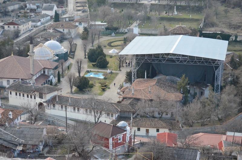 ForPost - Новости : Крымские археологи определили точную дату строительства Ханского дворца