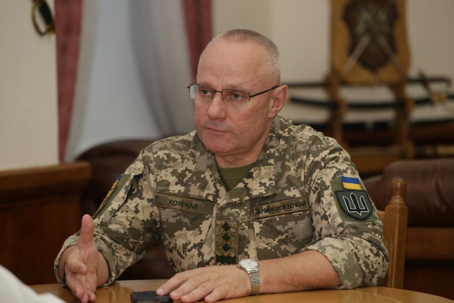 ВС Украины усилят группировку в Донбассе и «на крымском направлении»