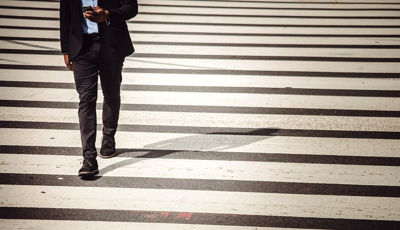 ForPost - Новости : В Севастополе ВАЗ наехал на пешехода на «зебре»