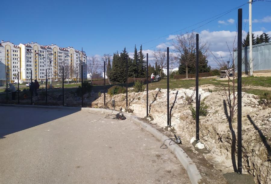 ForPost - Новости : В Севастополе специальная комиссия потребовала построить забор вокруг храма