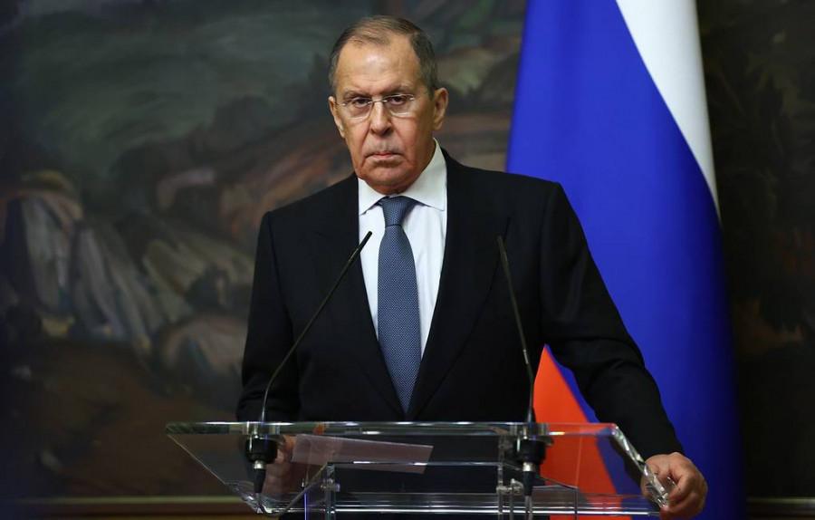 ForPost - Новости : Лавров считает, что попытки развязать новую войну в Донбассе могут разрушить Украину