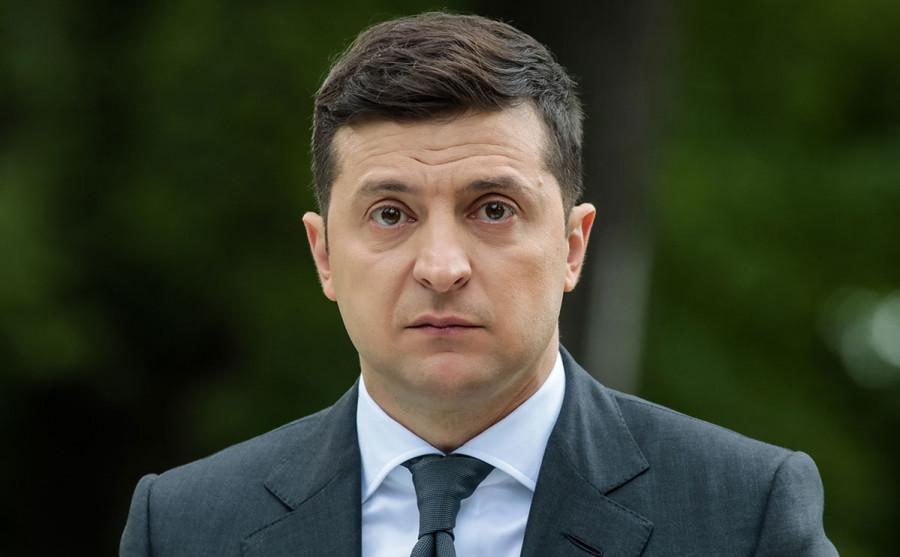 ForPost - Новости : Зеленский обвинил Россию в «игре мускулами» на границе с Украиной