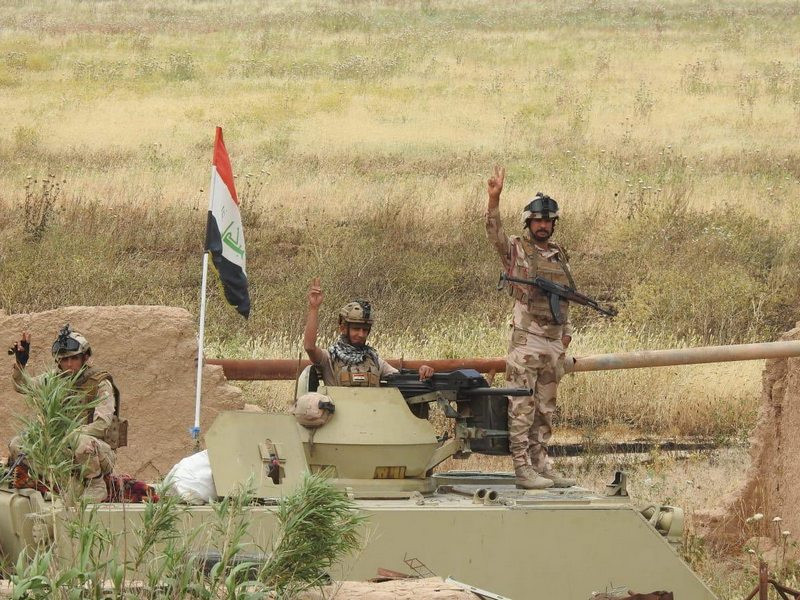 Новый лидер «Исламского государства» пойман в Ираке