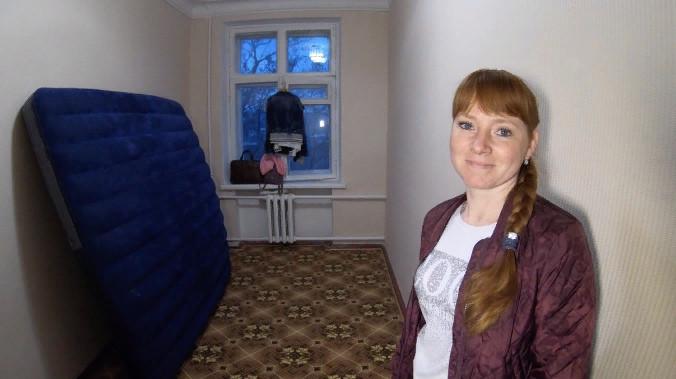 ForPost - Новости : Севастопольская сирота съехала из ледяного сарая