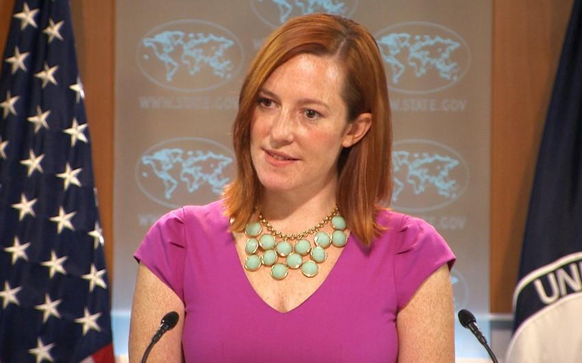 ForPost - Новости : Псаки: Белый дом заявил, что решение о вхождении Украины в НАТО зависит от альянса