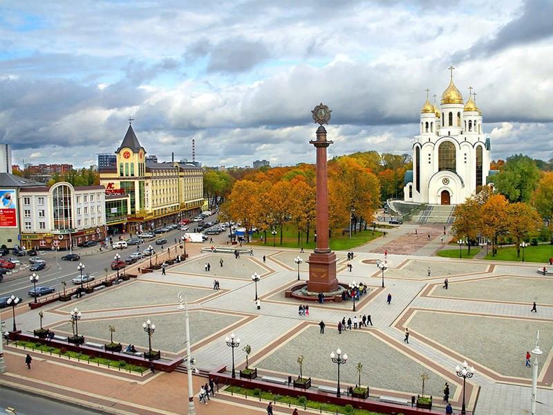 ForPost - Новости : Калининград хотятпереименовать в Александрию