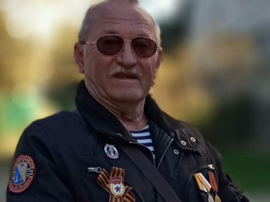 ForPost - Новости : Ушёл из жизни севастопольский «воин света» Сергей Гонтарь