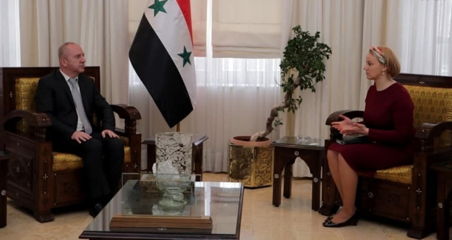 ForPost - Новости : Власти Севастополя начнут туристическое сотрудничество с Сирией
