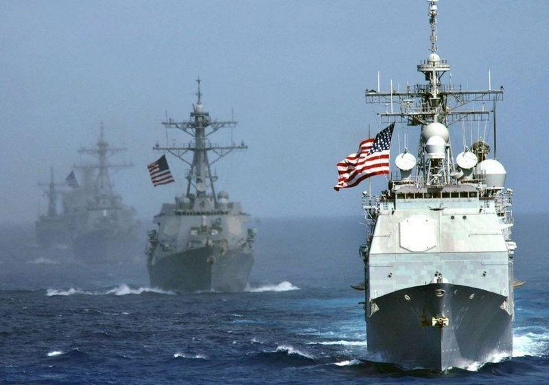 ForPost - Новости : Америка ничего не обещала: как Чёрное море станет мышеловкой для Украины