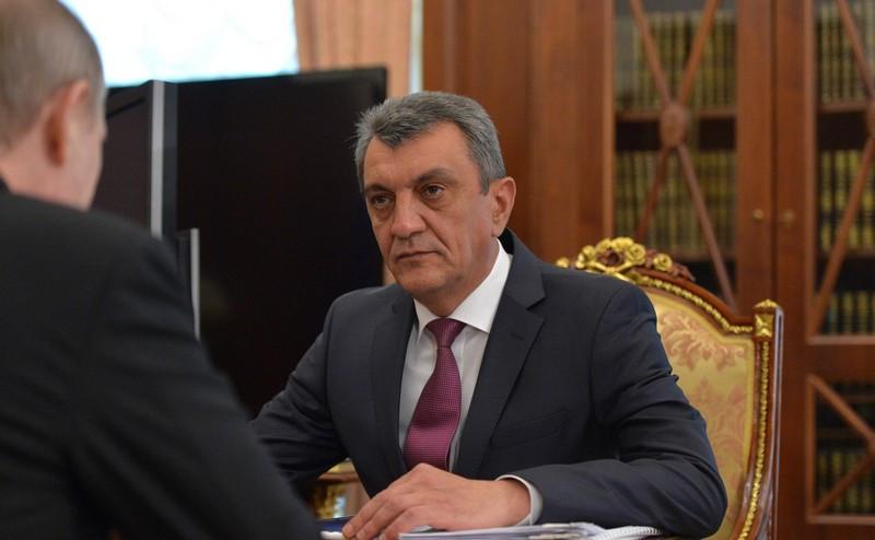 ForPost - Новости : Экс-губернатор Севастополя Сергей Меняйло назначен главой Северной Осетии