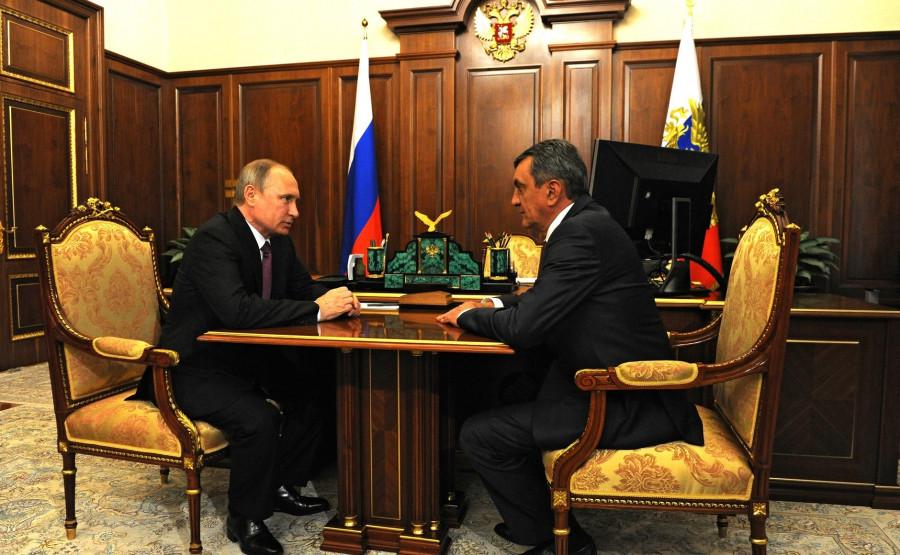 ForPost - Новости : Сергей Меняйло переедет поближе к Севастополю
