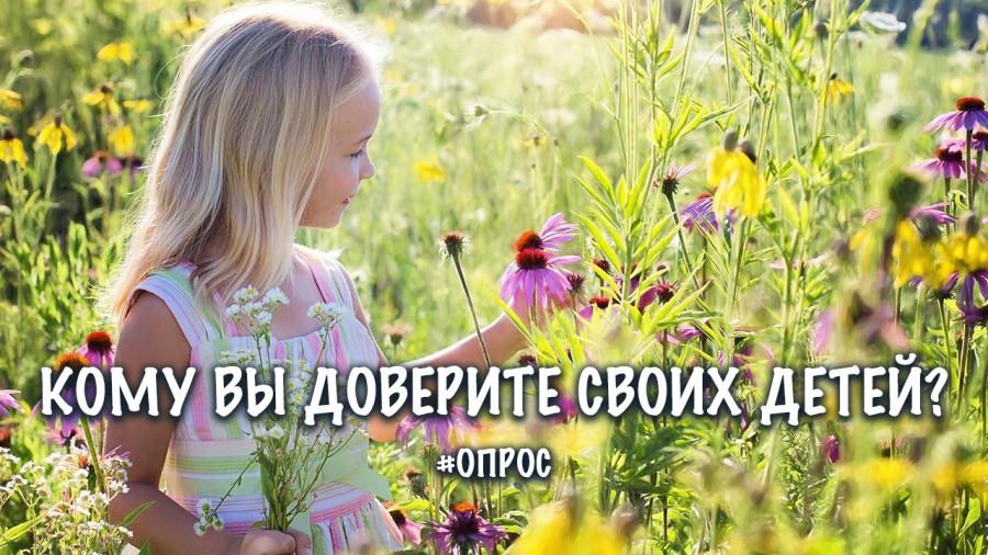 ForPost - Новости : Кому севастопольцы доверили бы заботу о своих детях
