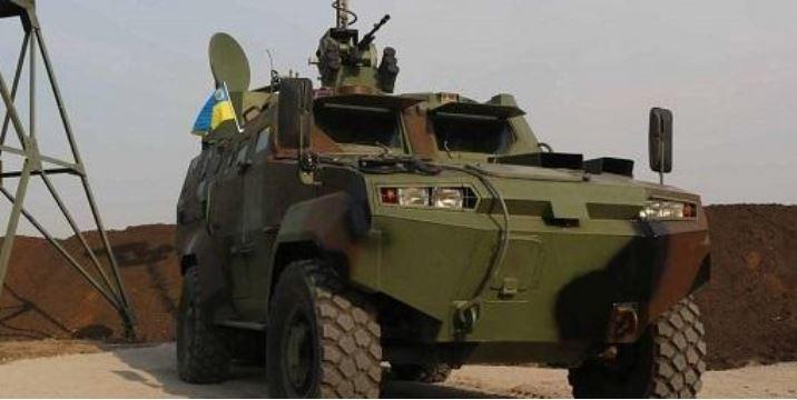 ForPost - Новости : В ЛНР заметили работу украинских систем РЭБ в Донбассе