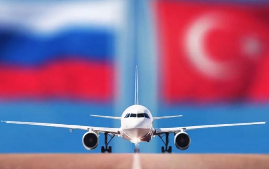 ForPost - Новости : Авиасообщение с Турцией могут ограничить на месяц