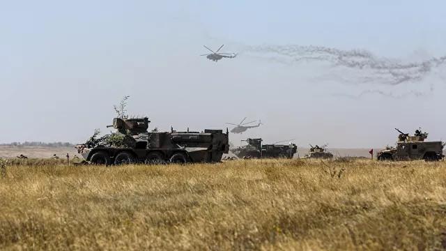 ForPost - Новости : Названы два сценария для Украины в случае войны в Донбассе