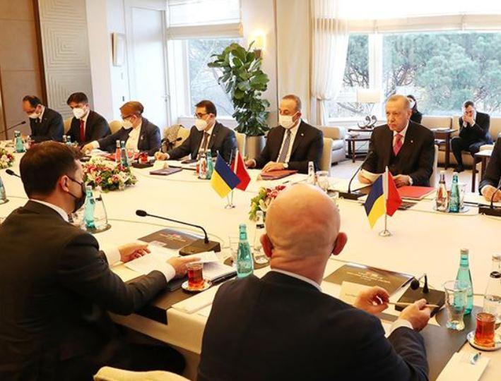 ForPost - Новости : Эрдоган подтвердил решение Турции не признавать «аннексию Крыма»