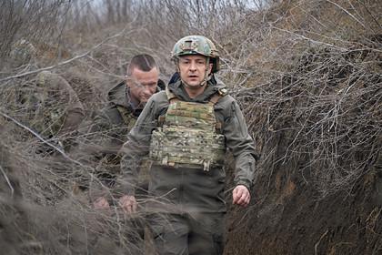 ForPost - Новости : Зеленский заявил о готовности Украины к «российскому вторжению»