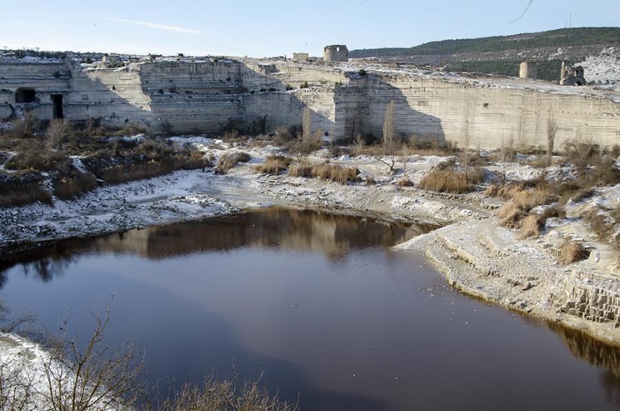 ForPost - Новости : Инкерманское озеро попробуют наполнить водами Чёрной речки