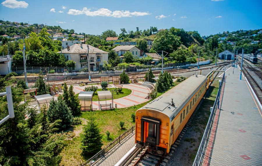 ForPost - Новости : В Севастополе думают над экономным тарифом для будущей электрички
