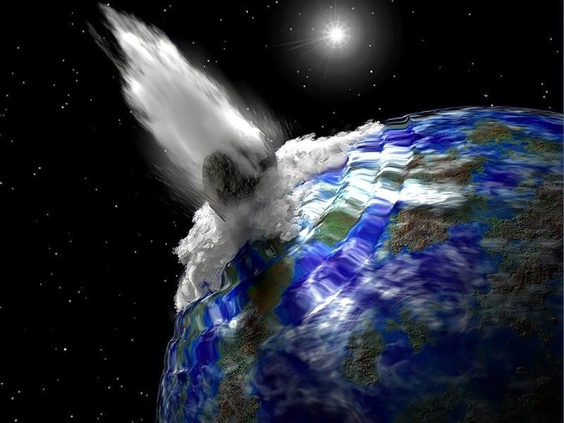 ForPost - Новости : Учёные рассказали о вероятности гибели Земли из-за астероида в ближайшем будущем