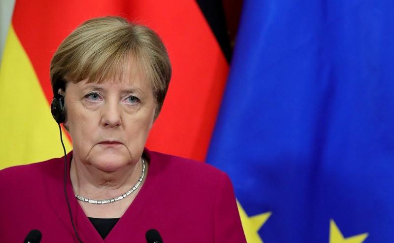 ForPost - Новости : Меркель уходит и выступила в качестве канцлера Германии в последний раз