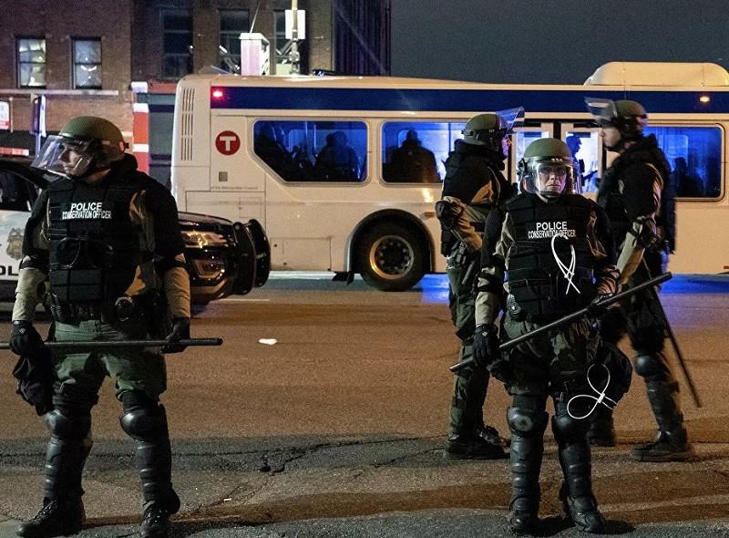 ForPost - Новости : В Миннесоте после гибели чернокожего мужчины начались протесты