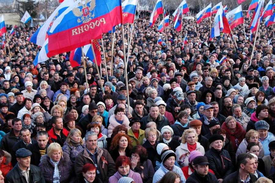 ForPost - Новости : Учёные призывают не называть Русскую весну «Крымской»