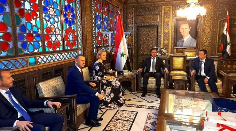 ForPost - Новости : Как Севастополь «заякорил» сотрудничество с Сирией