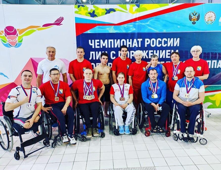ForPost - Новости : Севастопольский пловец стал Чемпионом России