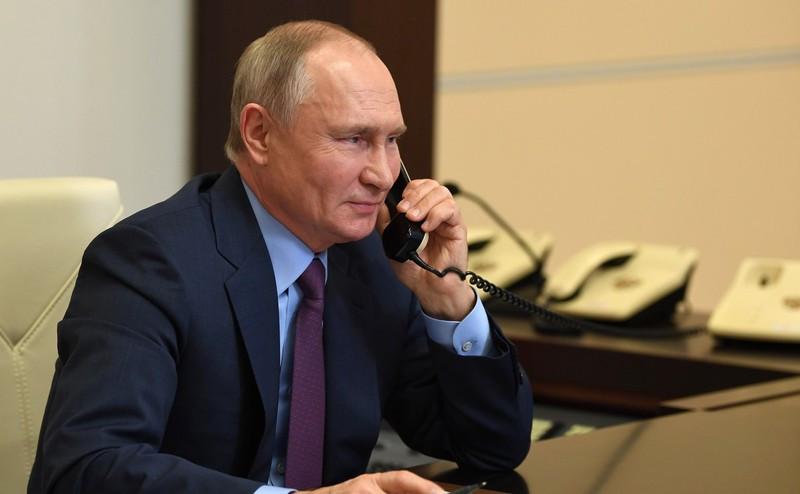 ForPost - Новости : Байден предложил Путину встречу в «третьей стране»
