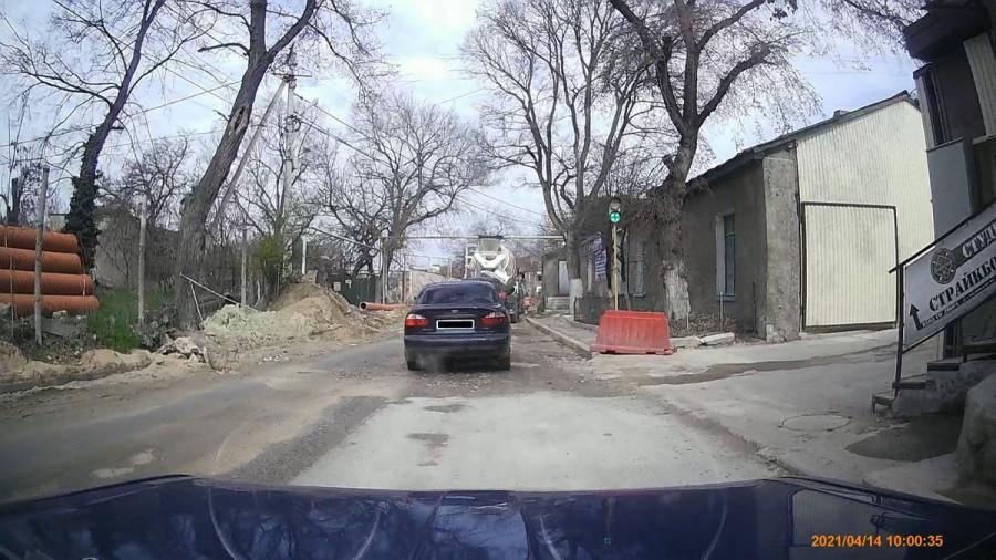ForPost - Новости : Новый светофор изменит движение в центре Севастополя