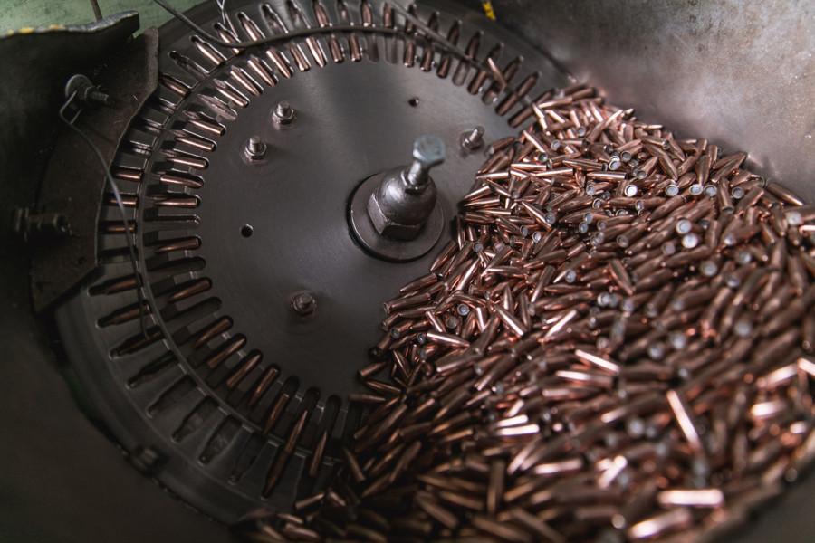 ForPost - Новости : Киев анонсировал строительство двух заводов по производству патронов