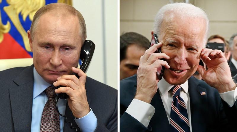Война на паузе: что означает звонок Байдена Путину